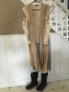 Rey Costume – Part 1 (The Basics) – Two Nerds and a Glue Gun