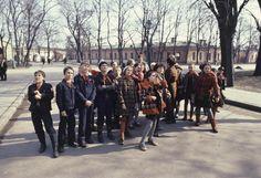 История и современность - 1983-84. Советские фотографии Патрика Мёрфи