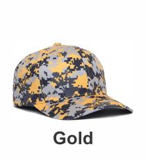 26356c85aa5 Buy Digital Camo Hats Universal Fit by Pacific Headwear. Performance with  Digital Camo colors.