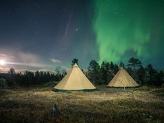 Night in a Teepee Luxury Action has added unique, moveable, luxury wilderness Teepee Wilderness Camp accommodation to its portfolio of unforgettable activities.These heated luxury tents, modeled on traditional Sámi reindeer herderkotatents, can be erected in remote and private locations in the beautiful wilderness of Finnish Lapland.