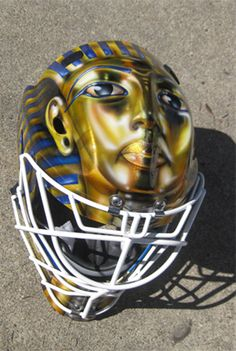 Ice Hockey goalie's mask