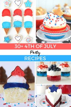 4th of july menu for a crowd