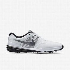 size 40 be0f7 f4d5e INNOVATIVE COMFORT AND SUPPORTThe Nike Lunar Command Men s Golf Shoe is  made with a lightweight microfibre leather upper and Flywire technology for  comfort ...