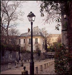 Rue de l'Abreuvoir, Paris (by Fabio Sabatini)