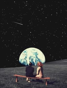 The perfect MakeAWish ShootingStar StarGazing Animated GIF for your conversation. Art Hoe, Psychedelic Art, Grafik Design, Surreal Art, Aesthetic Wallpapers, Trippy, Cute Wallpapers, Art Inspo, Collage Art