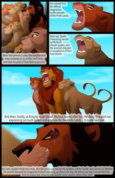 END of Uru's Reign Part 2 Yay a page! This is the end of Uru's Reign Part god I thought I would . Uru's Reign Part Chapter Page 30 END Lion King Story, Lion King 1, Lion King Fan Art, Disney Lion King, Lion King Funny, Funny Lion, Grafic Novel, Lion King Drawings, Big Cats Art
