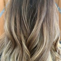 gold beige blond ombré Balayage | Yelp