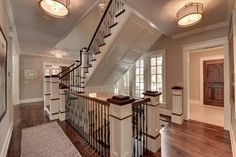 2013 Parade of Homes Dream Home Edina, MN traditional staircase