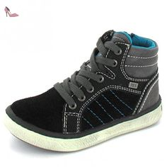 Chaussures Lurchi noires garçon x7q6V