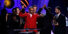 """Oscars 2018 : suivez en direct la 90e cérémonie - Get Out dénonciation du racisme et film dhorreur pourrait contredire les pronostics aux Oscars qui donnent favorisLa Forme de leauet3 Billboards. - http://ift.tt/2tcPP2W - \""""lemonde a la une\"""" ifttt le monde.fr - actualités  - March 04 2018 at 02:34PM"""