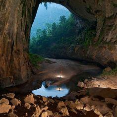 Son Doong Cave   Vietnam