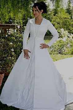 1000 images about wedding on pinterest mormon wedding for Temple ready wedding dresses