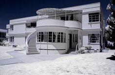 Decopix - The Art Deco Architecture Site - Art Deco Houses & Apartments Gallery  Apartments, Long Beach, California  Previous Index Ne