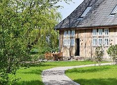 Ostseehof Langfeld Ferienhaus Westscheune