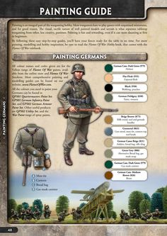 German Heer Painting Guide