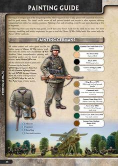 German Heer Painting Guide