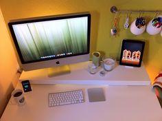 iMac, iPad, and iPhone.
