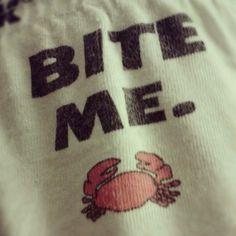 Feeling crabby??