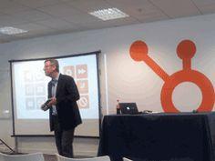 5 maart 2013: Opening van het nieuwe Europese hoofdkantoor van HubSpot in Dublin #hubspot #inboundmarketing