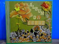 Álbum 30X30 / Barquinho de Papel Scrap