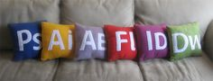 App Pillows: Awesome Adobe Icons Get Fluffly