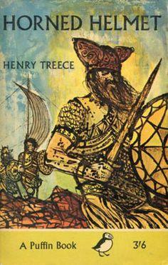 Horned Helmet by Henry Treece