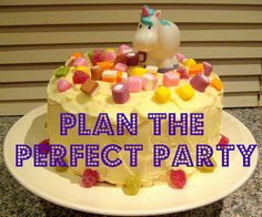 Tips for a great kids party: traditions, games, decorations, simple, fun, affordable, cute!
