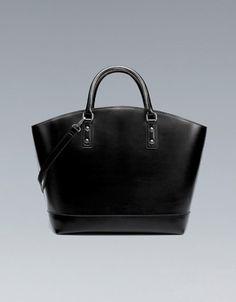 SHOPPER BASKET - Large handbags - Handbags - Woman - ZARA United States