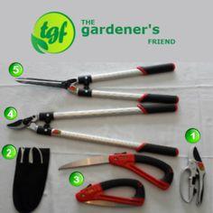 The Gardeners Friends Pruning Tools:TGF PrunersHolster for TGF...