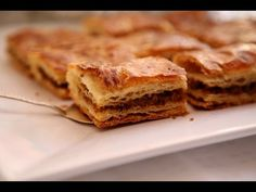 Puff Pastry Meat Pie Recipe - Мясной Пирог - Heghineh - YouTube
