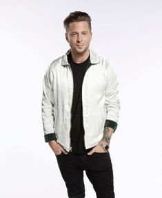 Ryan Tedder Ryan Tedder, Onerepublic, Cool Bands, How To Look Better, Bomber Jacket, Singer, Actors, My Style, Boys