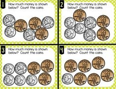 Money-Pennies-Nickels-and-Dimes-Printables-Games-Task-Cards-2158207 Teaching Resources - TeachersPayTeachers.com