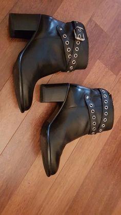 Boots noires André taille 37