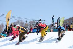 2014年3月16日【スノーボードクロス競技】