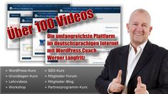 Werner Langfritz - Wordpress-Akademie - Internet Marketing Prisma