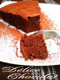Pourquoi se priver quand c'est bon et léger?: Délice au chocolat (4 pts ww)