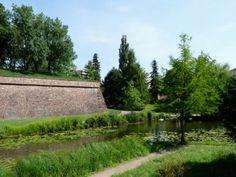 Straßburg, Parc de la citadelle