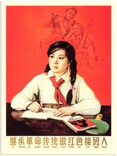 """Continue The Revolutionary Tradition"" - China"