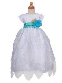 Flower Girl Dress Style BL215 - BUILD YOUR OWN DRESS
