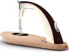 SarahDickins- Alto Sewing Machine, so cool!  I want one.