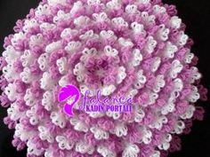 Uc Yaprakli Lif 4 Elsa, Crochet Hats, Floral, Flowers, Jewelry, Google, Amigurumi, Knitting Hats, Jewlery