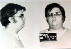 Mark David Chapman-- Imprisoned at Attica C.F for the murder of John Lennon on December 8, 1980.  He shot Lennon 4 times in the back.  He later claimed it was through the Will of God and said the book The Catcher In the Rye (found on his person) was his statement.  He was sentenced to 20 years to life and has been denied parole 6 times