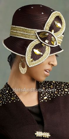 Image detail for -home new arrivals donna vinci couture church hat h2042