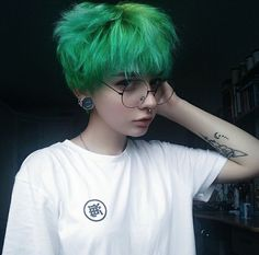 2015 hairstyle male asian guy hairstyle,women hairstyles long balayage women hair color ombre haircolor,short hairstyles for women hair crown. Pixie Hairstyles, Pretty Hairstyles, Hairstyle Ideas, Androgynous Hair, Tomboy Hair, Aesthetic Hair, Bright Hair Colors, Pretty People, Hair Trends