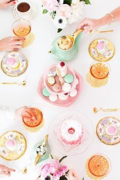 Whimsical Tea Parties Ideas that Alice Would Adore