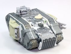 Land Raider Spartan!