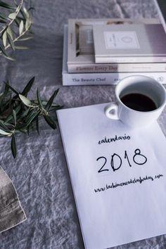 Calendario 2018 Imprimible-Gratis