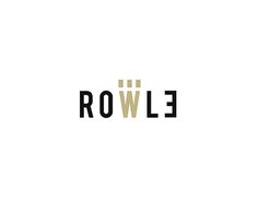 "Check out new work on my @Behance portfolio: ""Rowle X Branding"" http://be.net/gallery/38311481/Rowle-X-Branding"