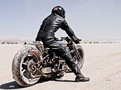 "beautifully engineered • ""Spike"" Built by Shinya Kimura Watch the ..."