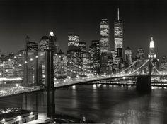 Nova York, Nova York, Ponte do Brooklyn Impressão artística
